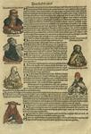 Nuremburg Chronicles: das sechst Alter (the sixth age)