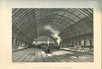 The Midland Railway Station -- St. Pancras