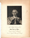 The Right Honourable John Earl of Bute
