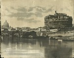 Photograph of Castel San Angelo and Tiber