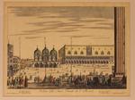 Veduta della Chiesa Ducale di S Marco (View of the Church of Saint Marco), Ed 15