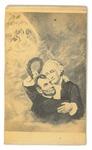 Washington & Lincoln (Apotheosis), Reproduction Print