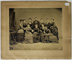 19th Century Photograph of a Family
