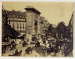 19th Century Photograph of Paris