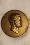 Ulysses S. Grant Bronze Medal (Obverse)