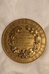 Ulysses S. Grant Bronze Medal (Reverse)