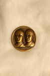 1967 Orville and Wilbur Wright Art Medal (Obverse)