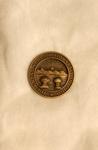 1967 Orville and Wilbur Wright Art Medal (Reverse)
