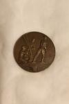 Sommet de le Tour Eiffel Souvenir Medal (Obverse)