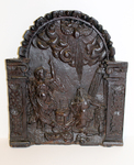 Annunciation Wood Carving