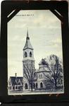 Presbyterian church in Bath, N.Y.