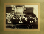 Funerary photographs (3 copies of one photograph)