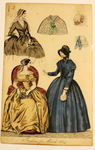 Fashions for March 1847
