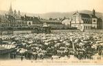 Autun- Place du Champ-de-Mars