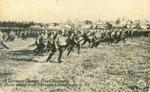 A German Charge, Fixed Bayonets