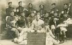 Group Portrait of German Soldiers