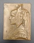 Alsace Medal by Georges-Henri Prud'homme