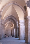 B01.053 View from Mosque al-Aqsa by Denis Baly
