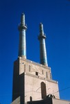B45.563 Friday Mosque, Yazd by Denis Baly