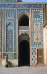 B45.569 Friday Mosque, Yazd by Denis Baly