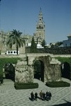 B49.099 Seville Alcazar by Denis Baly