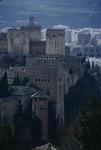 B49.185 Alhambra from Generalife