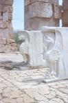B04.070 Leptis Magna - Market by Denis Baly