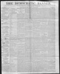 Democratic Banner August 3, 1852