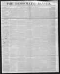 Democratic Banner August 10, 1852