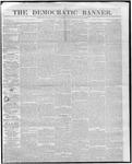 Democratic Banner August 17, 1852