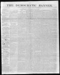 Democratic Banner August 24, 1852