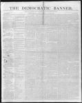 Democratic Banner August 31, 1852