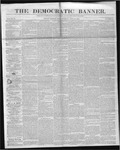 Democratic Banner July 27, 1852
