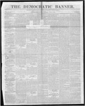 Democratic Banner June 1, 1852