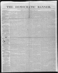 Democratic Banner June 8, 1852