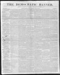 Democratic Banner July 13, 1852