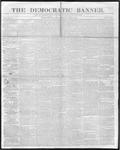 Democratic Banner June 29, 1852