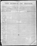 Democratic Banner May 4, 1852