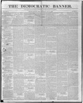 Democratic Banner May 11, 1852