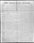 Democratic Banner May 25, 1852