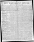 Democratic Banner November 9, 1852