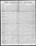 Democratic Banner November 16, 1852
