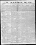 Democratic Banner November 30, 1852