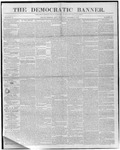 Democratic Banner October 11, 1852