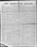 Democratic Banner October 19, 1852