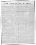 Democratic Banner September 7, 1852