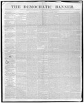 Democratic Banner September 14, 1852