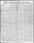 Democratic Banner September 21, 1852