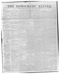 Democratic Banner September 28, 1852