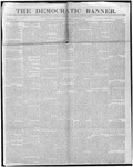 Democratic Banner April 26, 1853